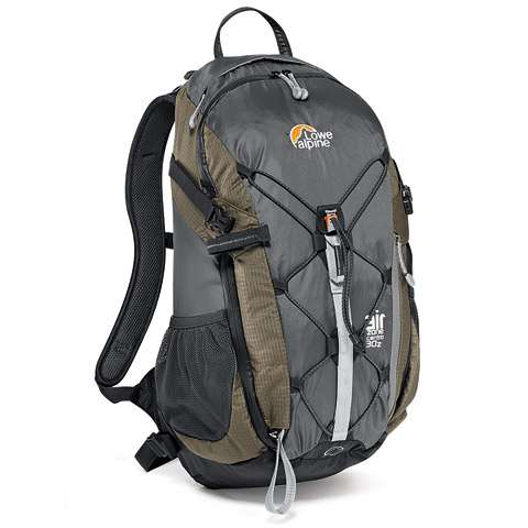 photo: Lowe Alpine AirZone Centro 30Z daypack (under 2,000 cu in)