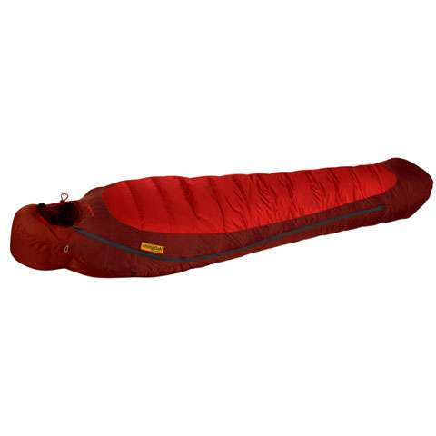 photo: Mammut Ajungilak Altitude 3-Season 3-season down sleeping bag