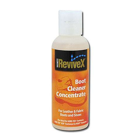 photo: ReviveX Boot Cleaner Concentrate footwear cleaner/treatment
