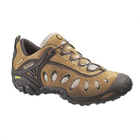 photo: Merrell Men's Chameleon Ventilator trail shoe