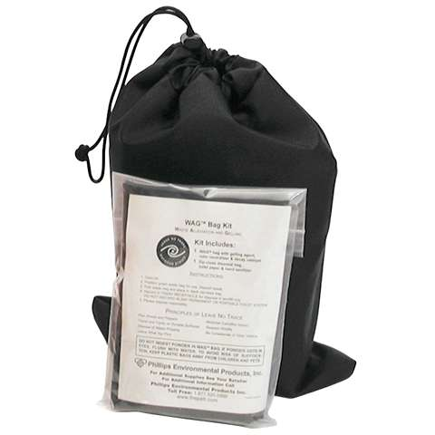 photo: Metolius Wag Bag waste and sanitation supply/device