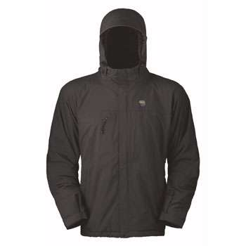 photo: Mountain Hardwear Groove Jacket snowsport jacket