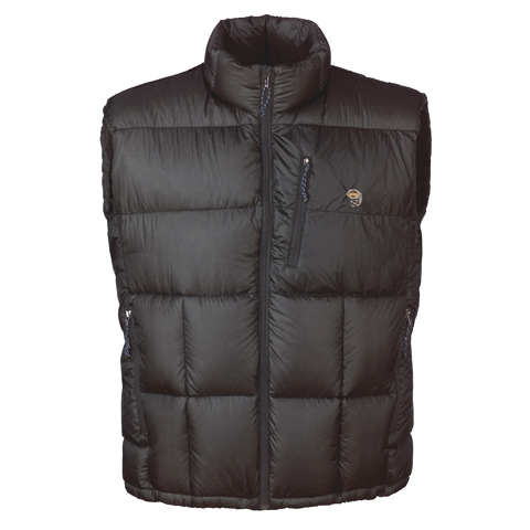 photo: Mountain Hardwear Phantom Vest down insulated vest