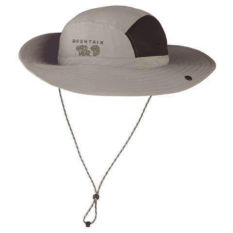 photo: Mountain Hardwear Vented Sun Hat sun hat