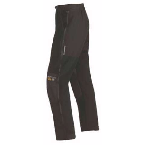 photo: Mountain Hardwear Women's Windstopper Pant fleece pant