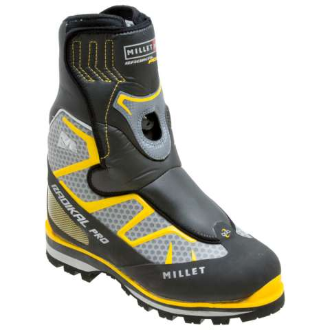 photo: Millet Radikal Pro mountaineering boot