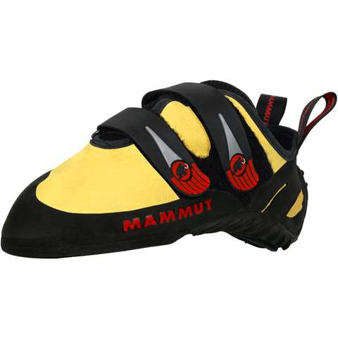 photo: Mammut Goblin climbing shoe