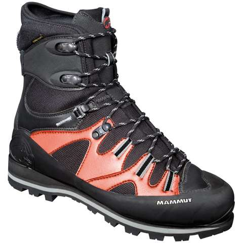 photo: Mammut Women's Mamook GTX mountaineering boot