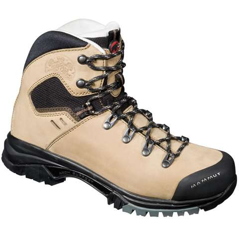 photo: Mammut Mt. Vista LTH backpacking boot
