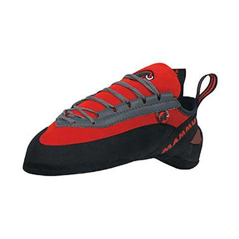 photo: Mammut Pro climbing shoe