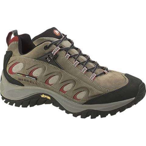 photo: Merrell Men's Radius trail shoe