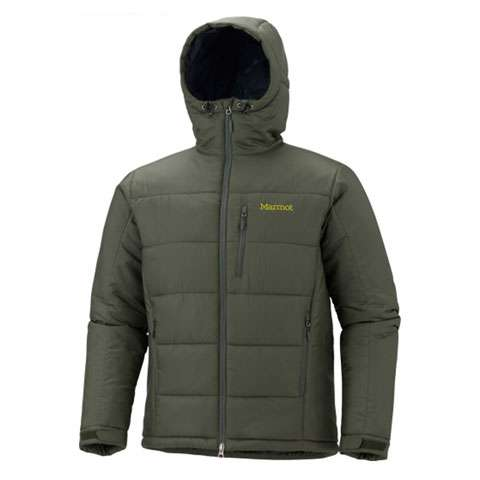 photo: Marmot Cauldron Hoody synthetic insulated jacket