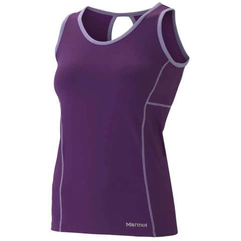 photo: Marmot Eclipse Sport Tank short sleeve performance top