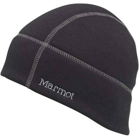photo: Marmot Power Stretch Beanie winter hat
