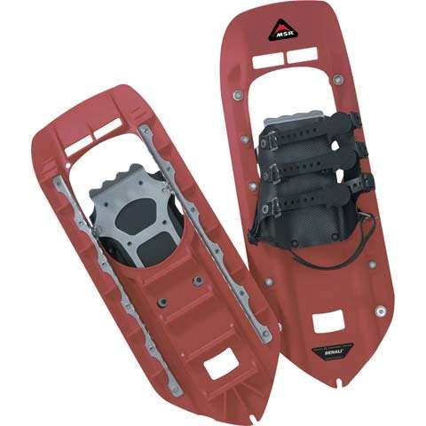 MSR Denali Classic Snowshoes Red