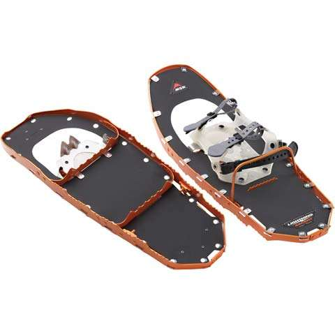 MSR Lightning Ascent 22 Snowshoes Orange