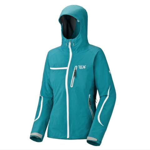 photo: Mountain Hardwear Emporia Jacket waterproof jacket