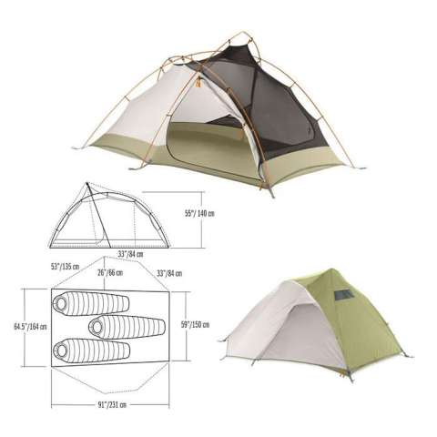 Mountain Hardware  Hammerhead 3 . Three season sleeps three easily. Itu0027s not cheap but ours has served well in Texas summers hail storms thunderstorms ...  sc 1 st  Valkyrie Riders Cruiser Club & tent camping