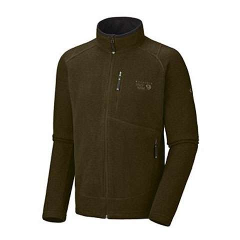 photo: Mountain Hardwear Tucana Jacket fleece jacket