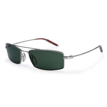 Mosley Tribes Avenger Silver / Green Smoke