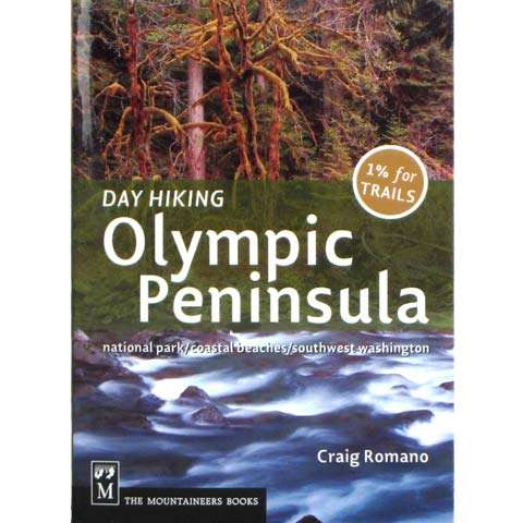 The Mountaineers Books Day Hiking - Olympic Peninsula