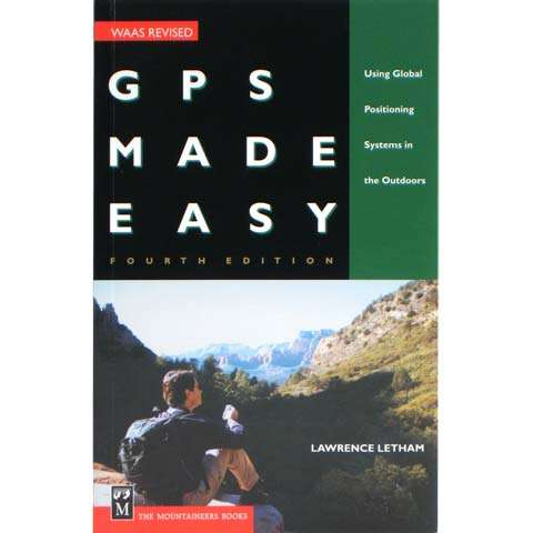 The Mountaineers Books GPS Made Easy