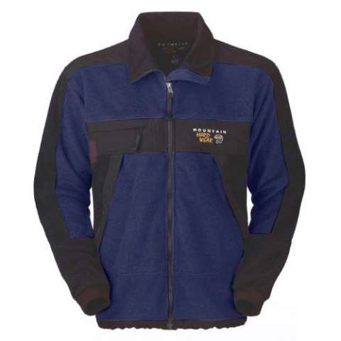 photo: Mountain Hardwear Windstopper Jacket fleece jacket