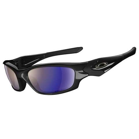 Oakley Polarized Straight Jacket Sunglasses