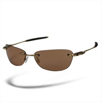 Oakley Why 8.0 Brown / Gold Polarized