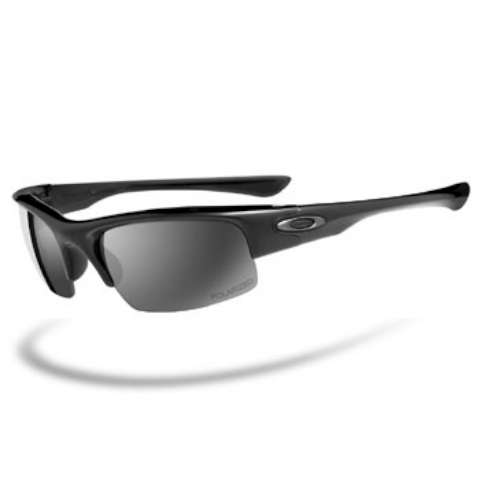 Oakley Bottlecap Sunglasses Polished Black/Black Iridium Polarized - 06