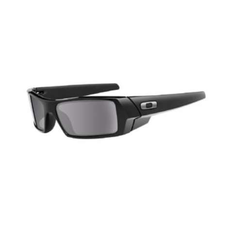 Oakley Gascan Polished Black / Gray - 06