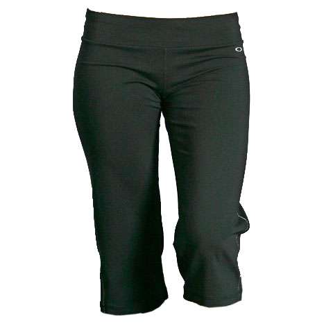 photo: Oakley Source Crop Pant performance pant/tight