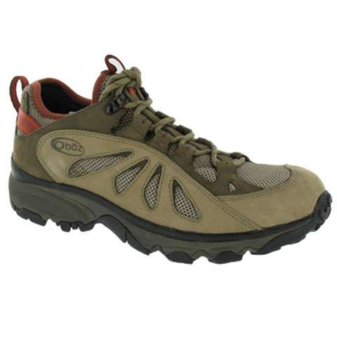 photo: Oboz Contour trail shoe