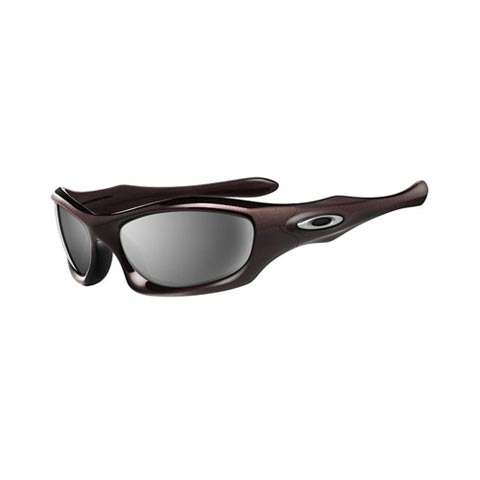 Oakley Monster Dog Black Iridium Polarized Replacement Lenses