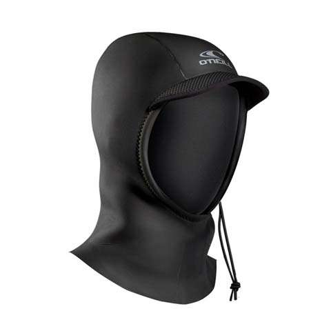 photo: O'Neill Coldwater Hood 3mm paddling apparel