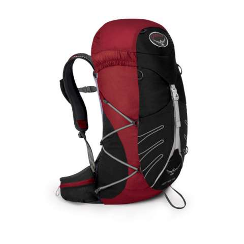 photo: Osprey Hornet 32 daypack (under 2,000 cu in)