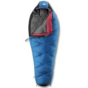'03 The North Face Blue Igloo (long)