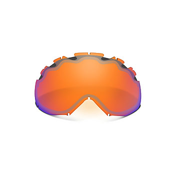 Oakley Wisdom High Intensity Perssimons Lens - Goggle Replacement Lenses