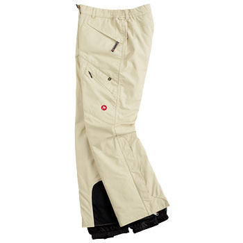photo: Marmot Women's Cargo Pant snowsport pant