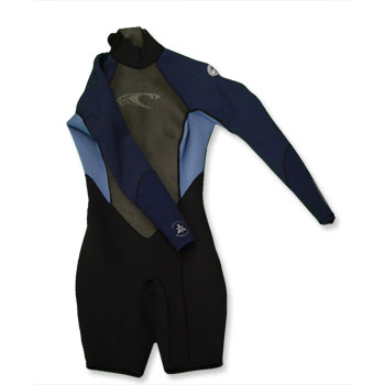 O'Neill Hammer L/S Spring Wmns Wetsuit 03