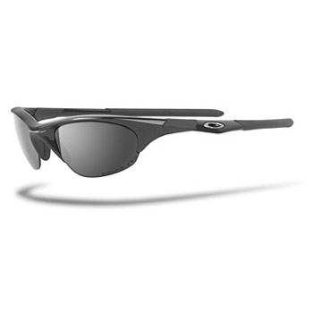 Oakley Half Jacket Jet Black/Black Polarized