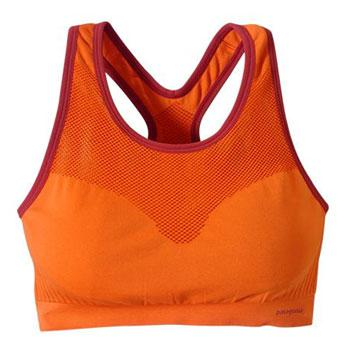 Patagonia Capilene Pull - On Mesh Sport Top