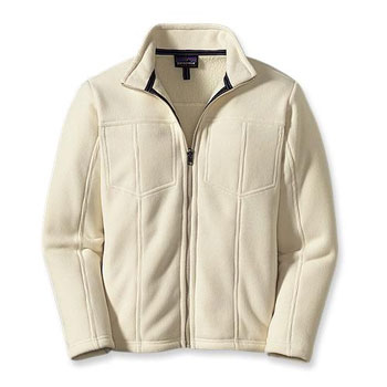photo: Patagonia Synchilla Corded Jacket fleece jacket