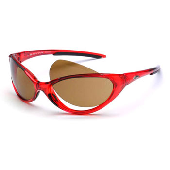 Smith Pivot Crystal Red
