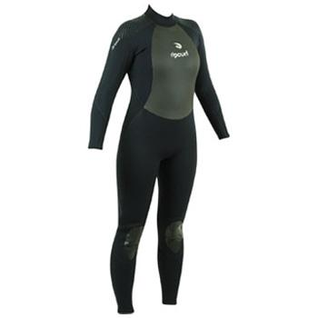 Rip Curl Classis 4/3 Steamer Wetsuit - Womens