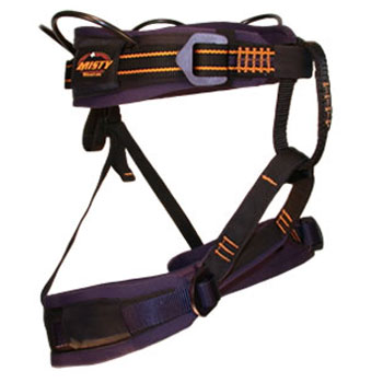 photo: Misty Mountain Silhouette sit harness