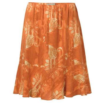 Royal Robbins Patina Print Skirt