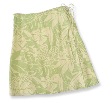 Kavu Wrap Skirt W 04