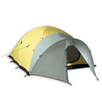 photo: Bibler Bombshelter four-season tent