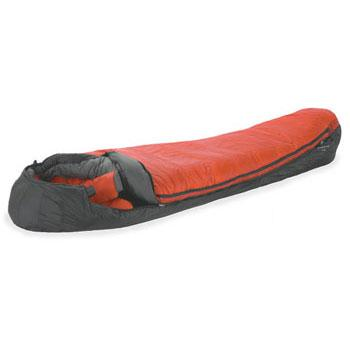 photo: Mountain Hardwear 3rd Dimension 0° 3-season synthetic sleeping bag